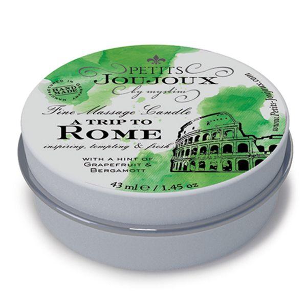 Rome - Massagekerze