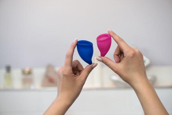 Fun Cups - Menstruationstassen