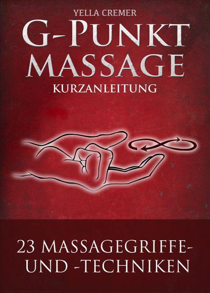 G-Punkt-Massage - Kurzanleitung