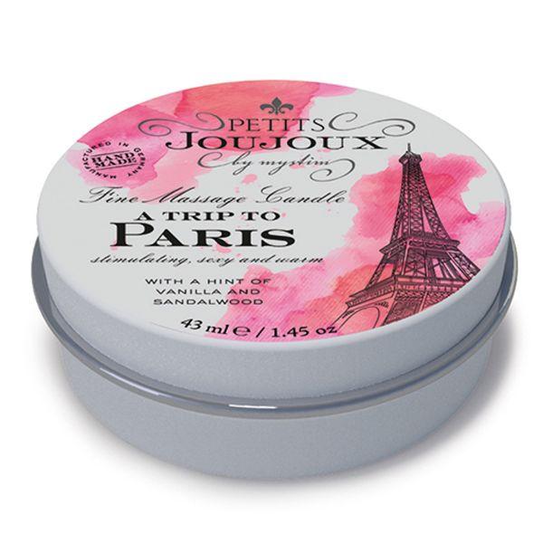 Paris - Massagekerze