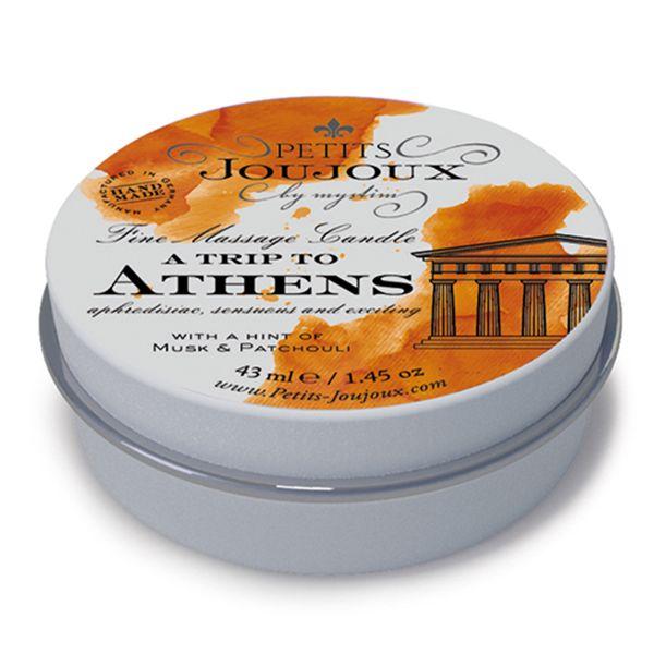 Athens - Massagekerze